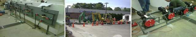 Remediation System Installation - Earthwork Industries